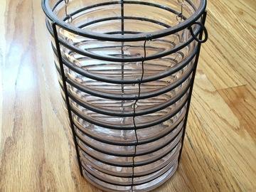 Selling: SOLD Vintage glass vase