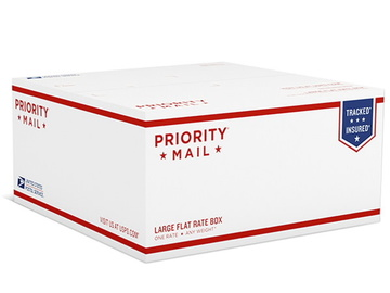 Selling: USPS Large Flat Rate Shipping