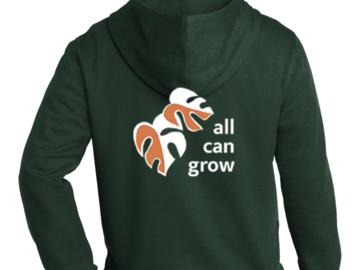 Selling: Gardeneur All Can Grow Fleece Full-Zip Hoodie