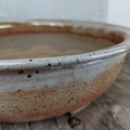 Selling: Bonsai pot in Shino glaze, #21-39