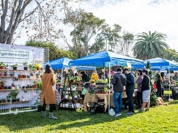 Selling: Plant Sale Event - Seller Registration Fee