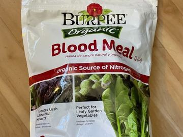 Selling: Blood Meal - New