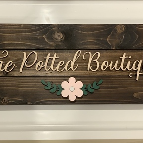 The Potted Boutique